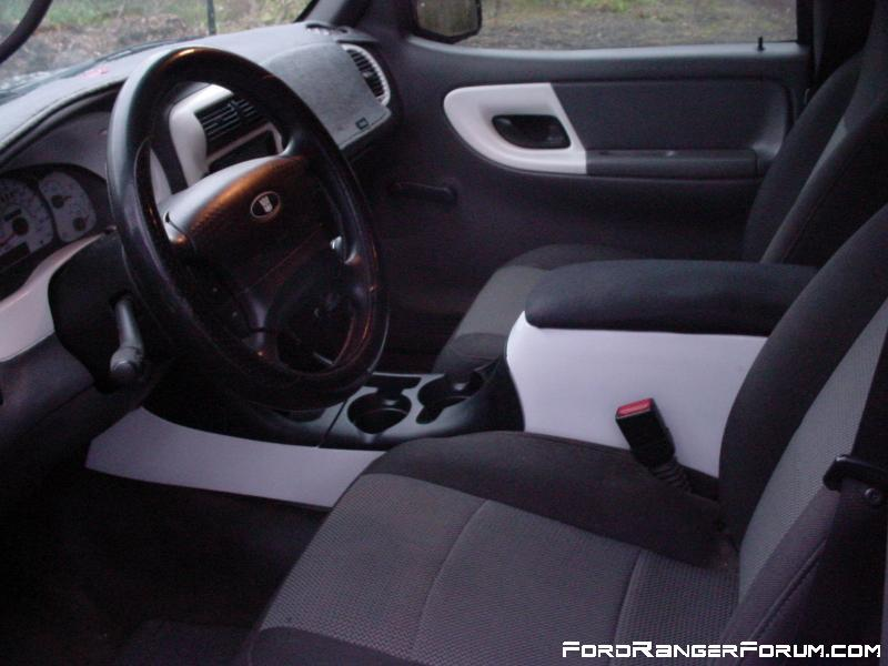 Pics Of A Console For Manual Trucks Ford Ranger Forum