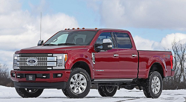 2018 Ford F350 Limited >> 2019 Ford F-250 Super Duty Truck Could Get a Raptor Version - Ford Tips