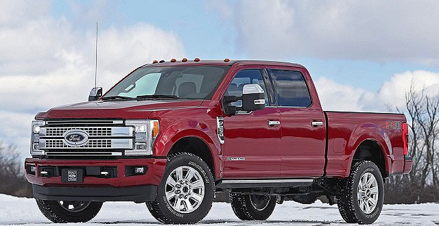 2019 Ford F-250 Super Duty Truck Could Get a Raptor ...