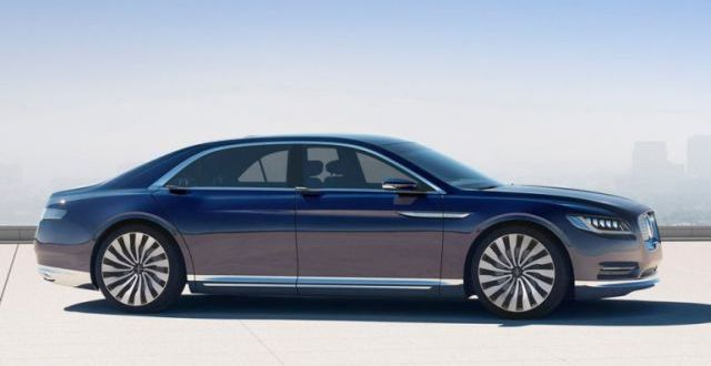 2019 lincoln continental the real american luxury car