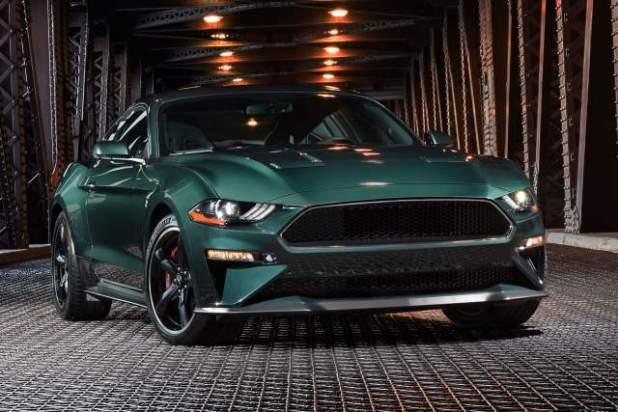 2019 Ford Mustang bullit