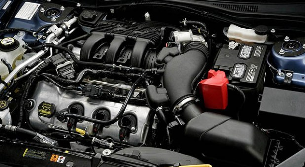 2019 Ford Fusion engine