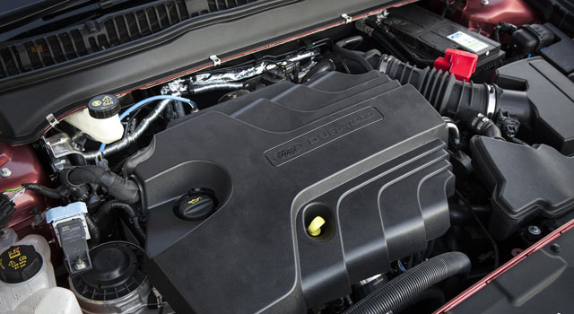 2018 Ford Mondeo Engine
