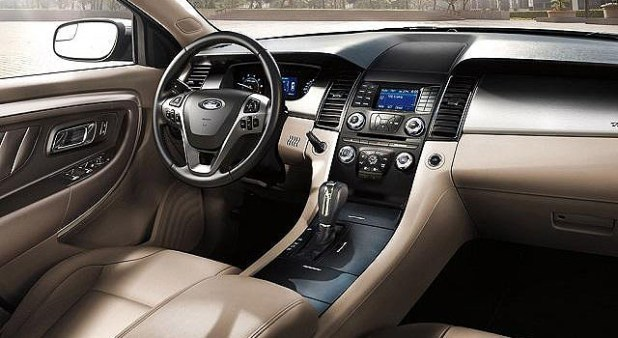 2018 Ford Thunderbird interior