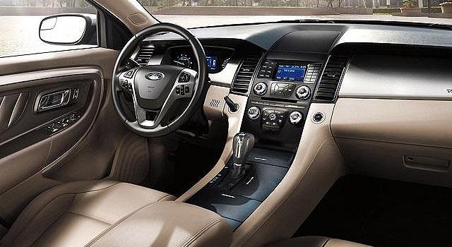 2018 Ford Thunderbird interior