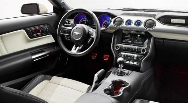 2018 Ford Torino interior