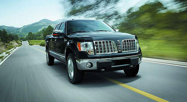 2018 Lincoln Mark LT Arrives As Limited Edition Truck