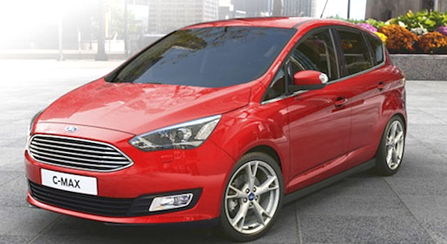2019 Ford C-Max front side
