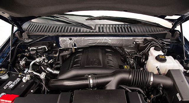 2019 Ford Expedition engine