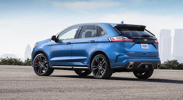 2019 Ford Edge Sport exterior