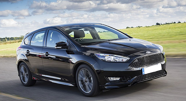 2019 Ford Fiesta ST exterior