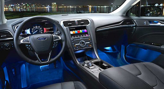 ford fusion sport interior ford tips