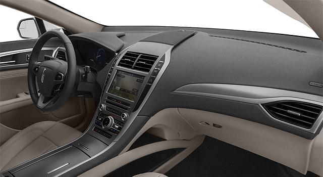 2019 Lincoln Zephyr interior