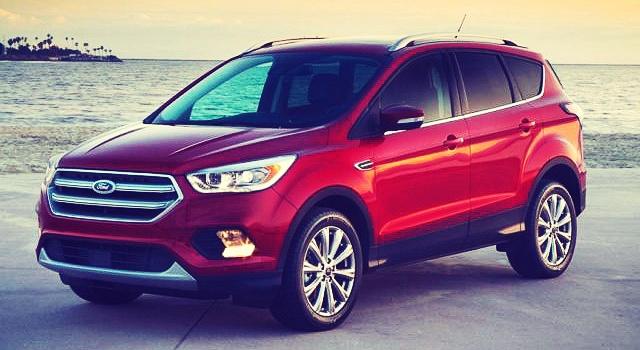 2019 Ford Escape Plug-in Hybrid exterior