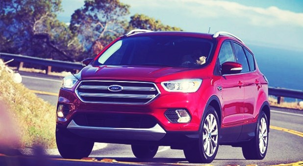 2019 Ford Escape Plug-in Hybrid front