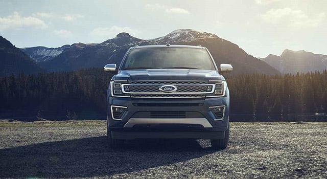 2019 Ford Excursion diesel