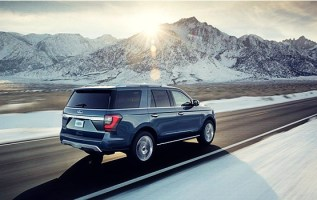 2019 Ford Expedition exterior (1)