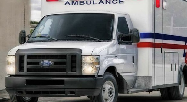2019 Ford E-Series Cutaway ambulance