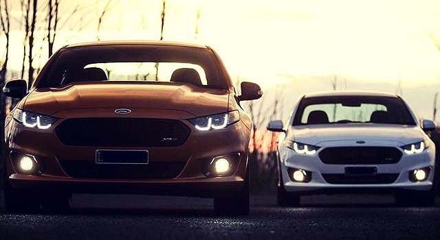 2019 Ford Falcon front