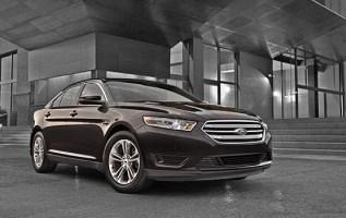 2020 Ford Taurus exterior