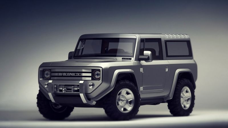 2019 Ford Bronco is confirmed for the next year - Ford Tips