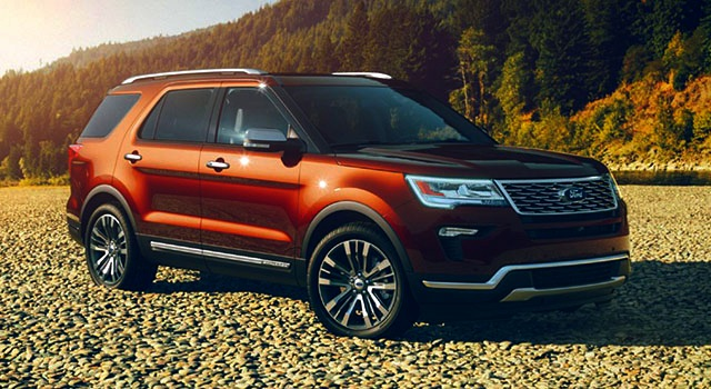 2019 Ford Explorer and Explorer Sport exterior - Ford Tips