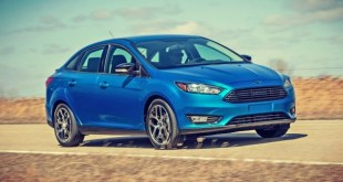 2019 Ford Focus Sedan exterior