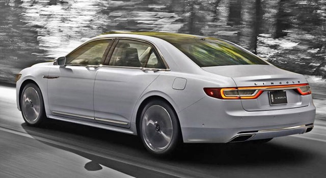 The Forthcoming 2019 Lincoln Town Car Will Look Amazing Ford Tips