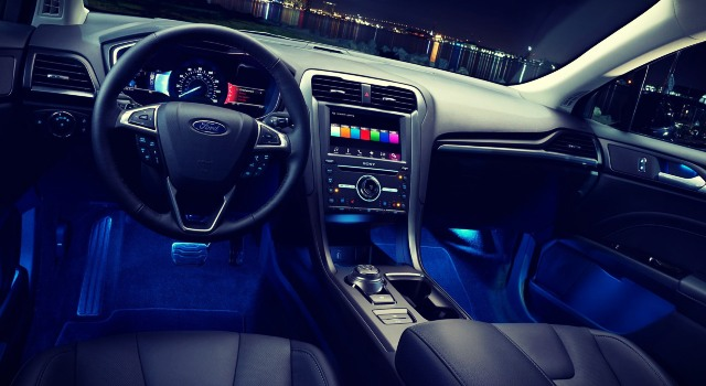 2019 Ford Mondeo and Mondeo Wagon interior - Ford Tips