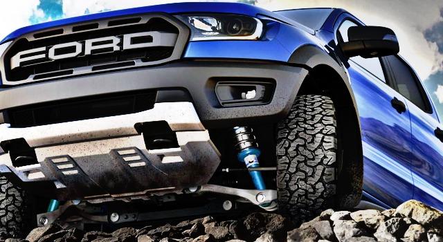 New 2019 Ford Ranger Raptor Gets a Diesel Powertrain ...
