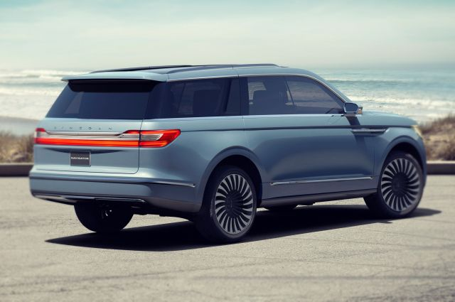 2020 Lincoln Navigator First Look, Price and Specs - Ford Tips