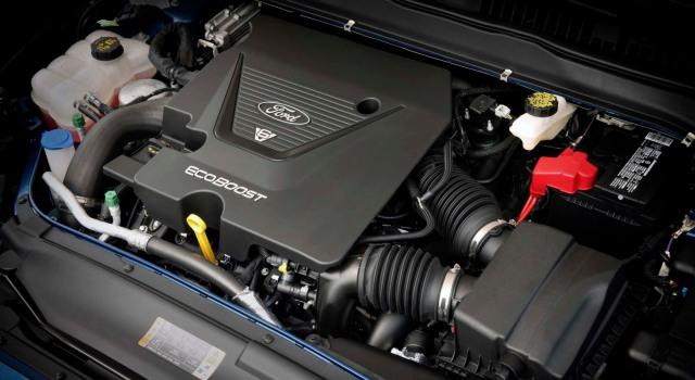 2020 Ford Bronco 4-door version engine