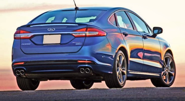 2020 Ford Fusion Will Not Suffer Redesign Ford Tips