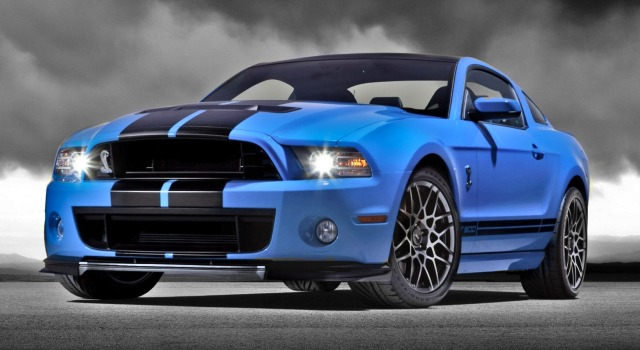 2020 Ford Mustang Shelby Gt500 Gets A New Transmission