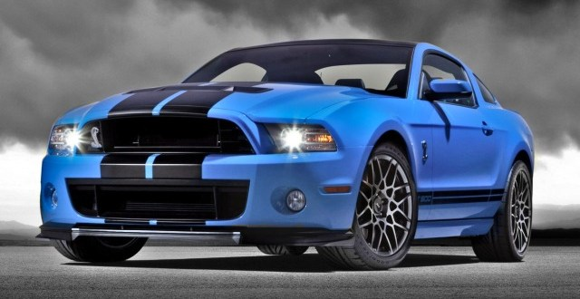 2020 Ford Mustang Shelby GT500 exterior