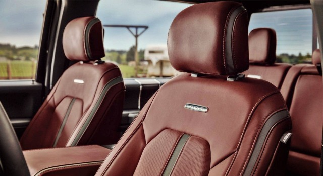 2020 Ford F-350 platinum interior - Ford Tips