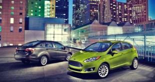 2020 Ford Fiesta Titanium