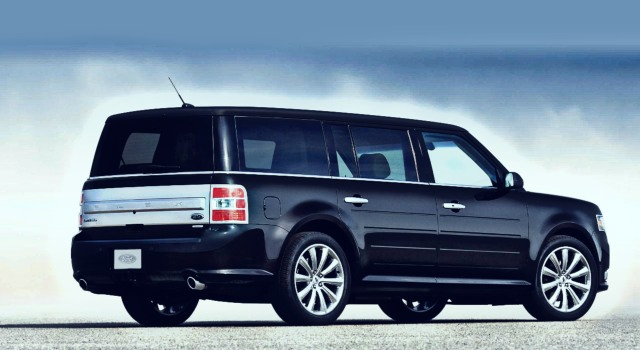 2020 Ford Flex limited