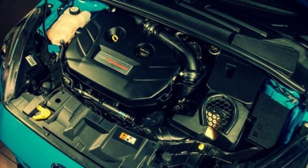 2020 Ford Focus engine