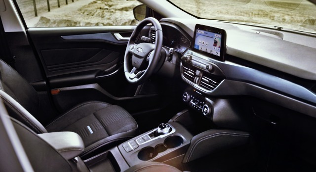 2020 Ford Focus interior - Ford Tips