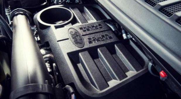 2020 Ford Bronco Diesel engine