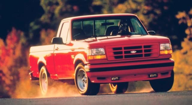 1993 Ford F-150 SVT Lightning