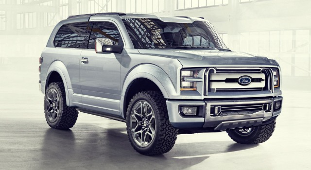 2020 Ford Bronco 2-door - Ford Tips