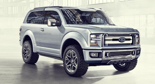 New 2020 Ford Bronco 2-door Off-road SUV Confirmed!