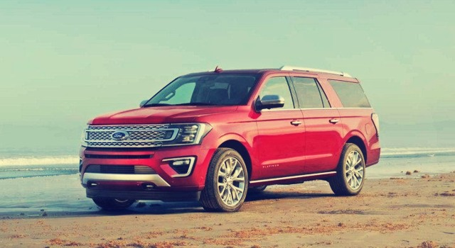 2020 Ford Expedition exterior