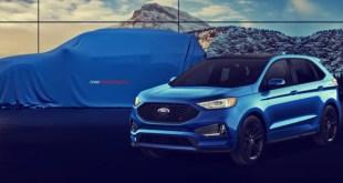 2020 Ford Explorer ST exterior