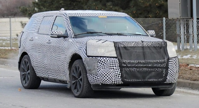 2020 Ford Explorer St Goes Rwd Ford Tips