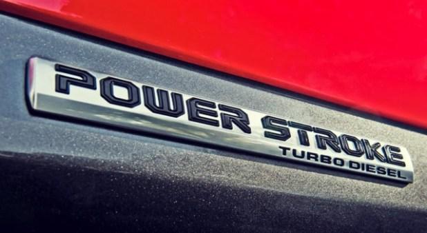 2020 Ford F150 Diesel PowerStroke Diesel engine