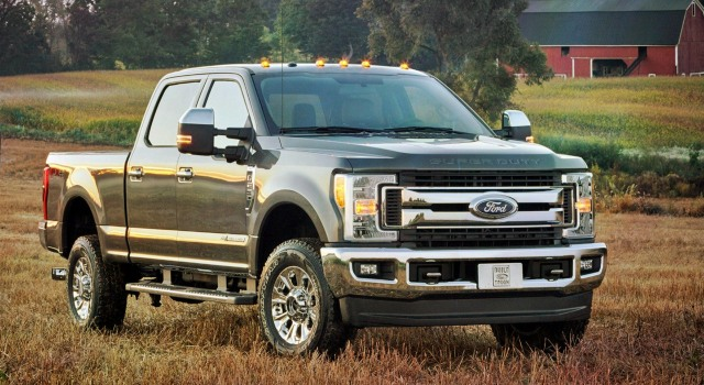 2021 Ford F-250 Hybrid front