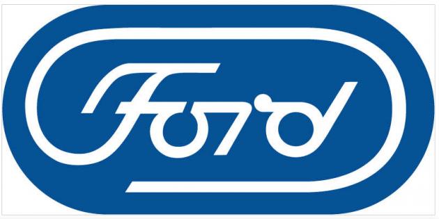 Ford Logo Paul Rand